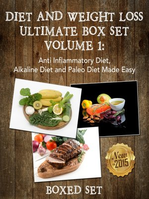 cover image of Diet and Weight Loss Ultimate Box Set, Volume 1